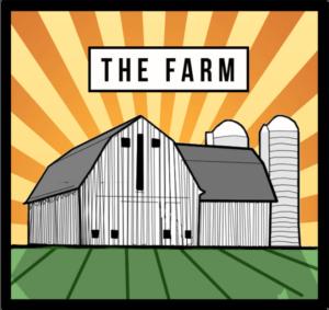 The Farm Logo simwax